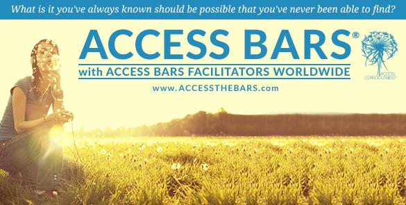 Acces Bars sessie